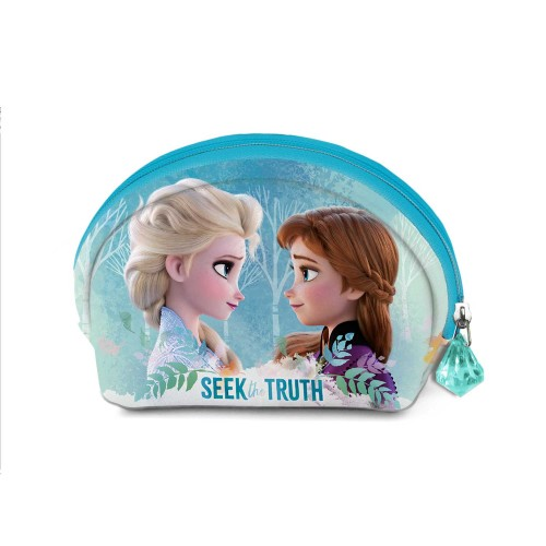 "Porta-moedas ""Seek The Truth"", Frozen"