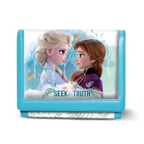 """Carteira """"Seek The Truth"""", Frozen"""