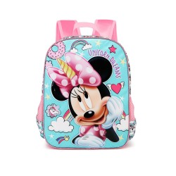 "Mochila Escolar ""Unicorn"", Minnie"