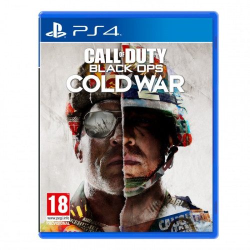 Call of Duty: Black Ops Cold War - PS4